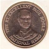 Paul Bogle 10 Cents Coin