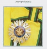 Order of Excellence Jamaica
