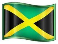 National Flag of Jamaica