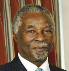 His Excellency Thabo Mbeki