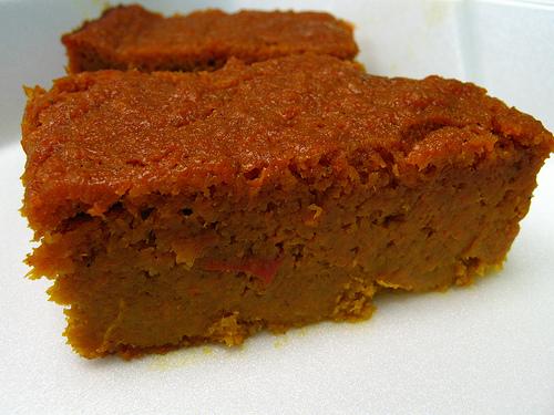 Jamaican Carrot Cake Recipe