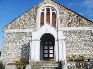 St. Paul's Parish Church – Chapelton
