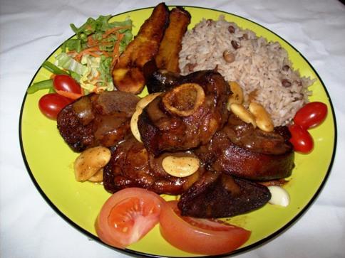 Jamaican Cow Foot
