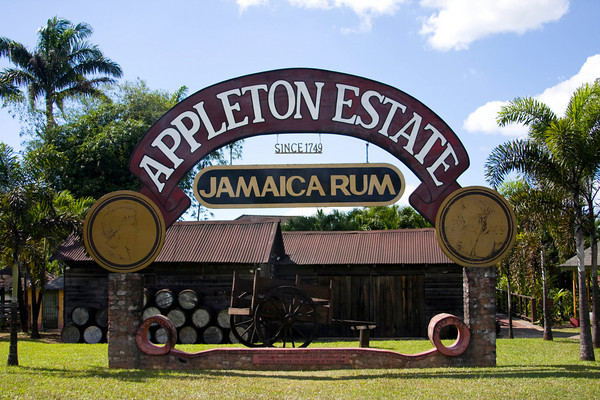 Appleton Estate St. Elizabeth Jamaica