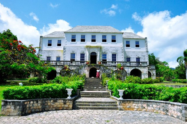 Rose Hall Great House St. James Jamaica