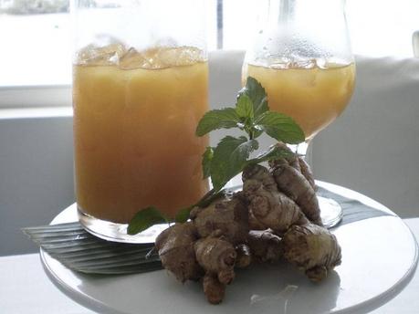 Jamaican Ginger Beer Recipe