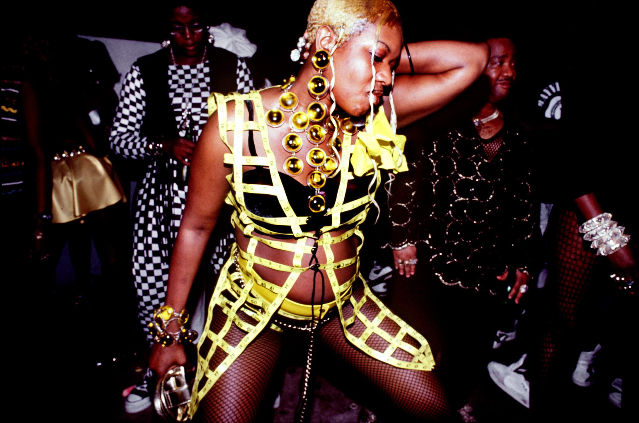 Jamaican Dancehall Music Dress code