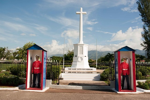 National Heroes Park Jamaica