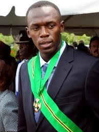 Ambassador The Honourable Usain Bolt