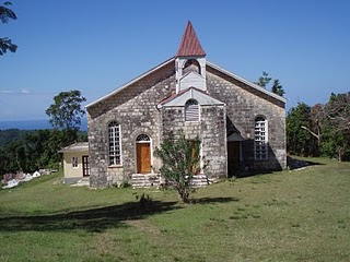 Beeston Spring Salem Moravian Church Jamaica