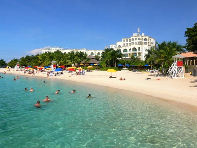Doctors Cave Beach Jamaica