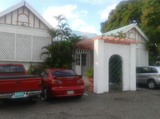 Indies Hotel Kingston Jamaica