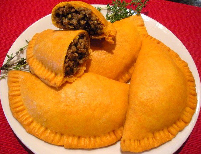 Jamaican beef patty recipe for Authentic jamaican cuisine