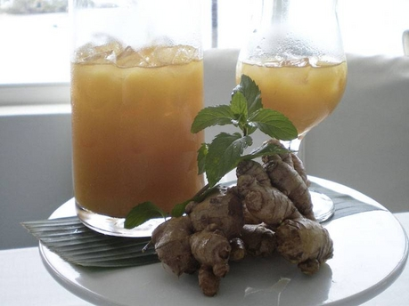 Jamaican Ginger Beer Recipe