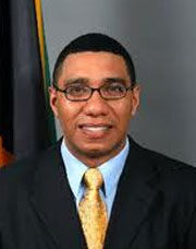 The Honourable Andrew Michael Holness