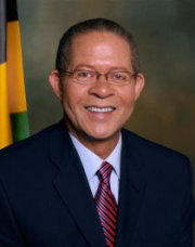 The Most Honourable Bruce Golding