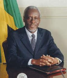 The Most Honourable Percival J. Patterson