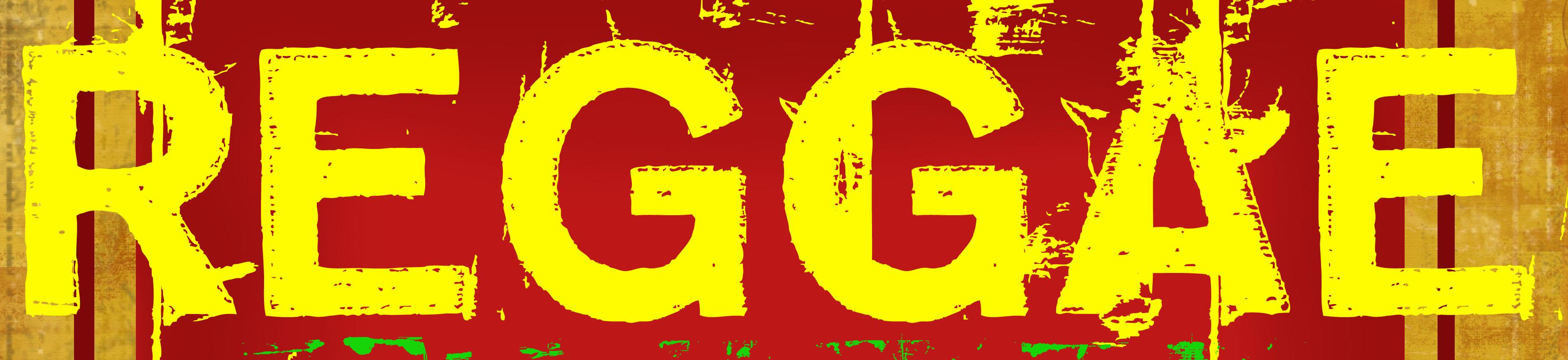 Jamaican Reggae Banner