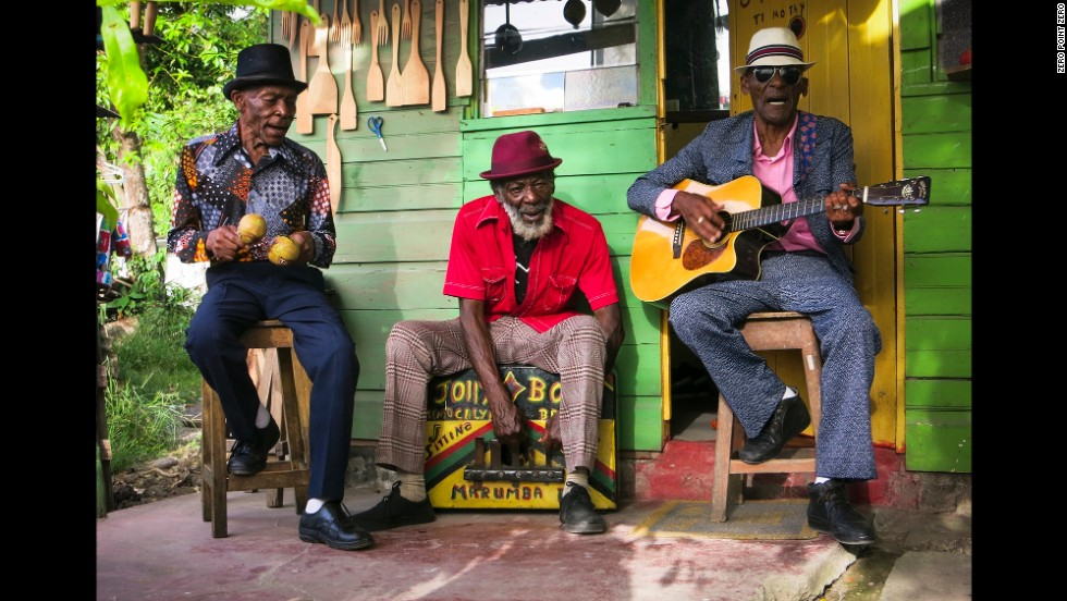 Jolly Boys Jamaican Mento Music