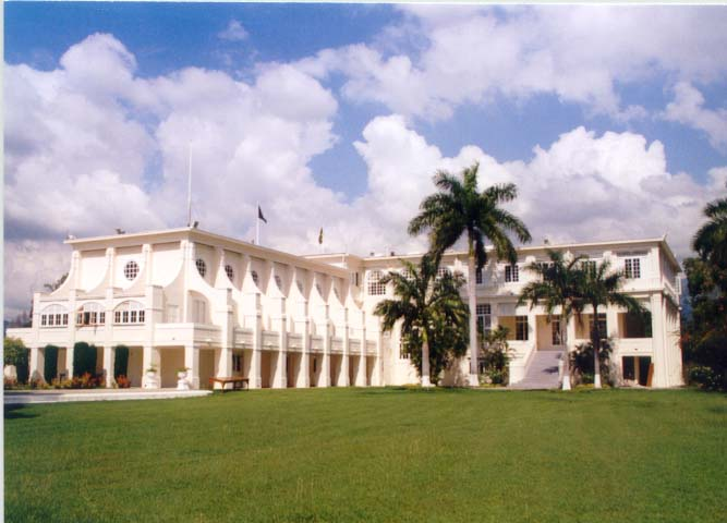 Kings House Jamaica