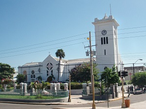 Kingston Parish Church Jamaica