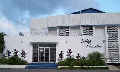 The Little Theatre Kingston Jamaica