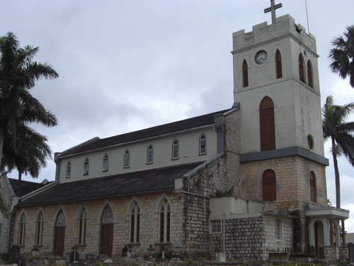 Manchester Parish Church Jamaica