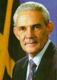 The Most Honourable Michael Norman Manley