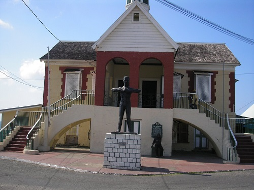 Morant Bay Courthouse Jamaica