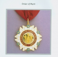 The Order of Merit Jamaica