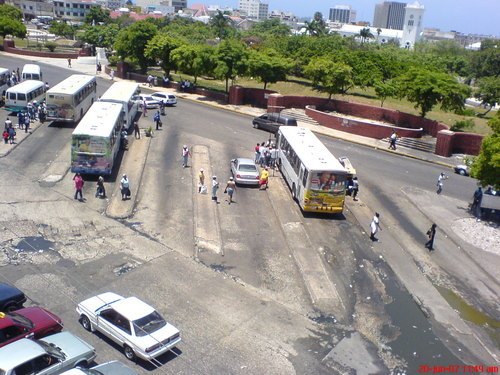 Down Town Kingston Jamaica (Parade)
