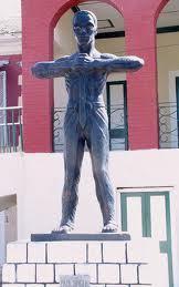 Statue of Paul Bogle