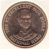 Paul Bogle 10 Cents Coin
