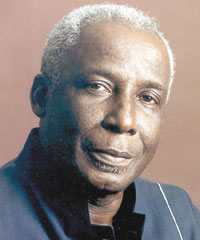 Professor the Honourable Rex Nettleford