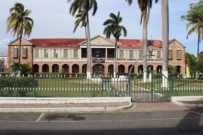 The Old House Of Assembly Jamaica