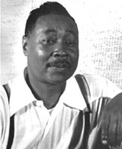 Jamaican Claude McKay