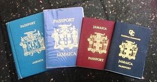 Jamaican Passport Over The Years