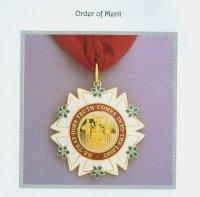 The Order of Merit Jamaica