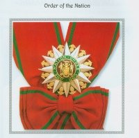 The Order of The Nation Jamaica