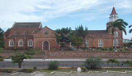 St. James Cathedral Spanish Town Jamaica